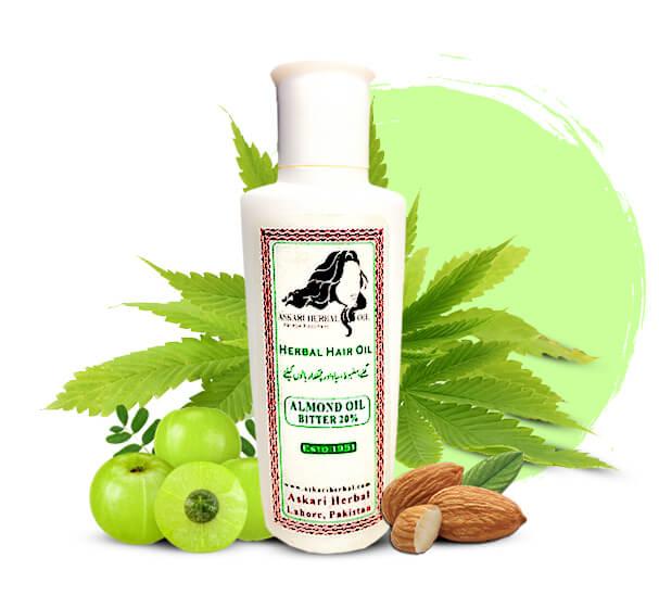 Askari Herbal Oil Section Image